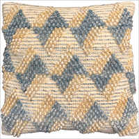 Fancy Cotton And Polyester Cushion Cover