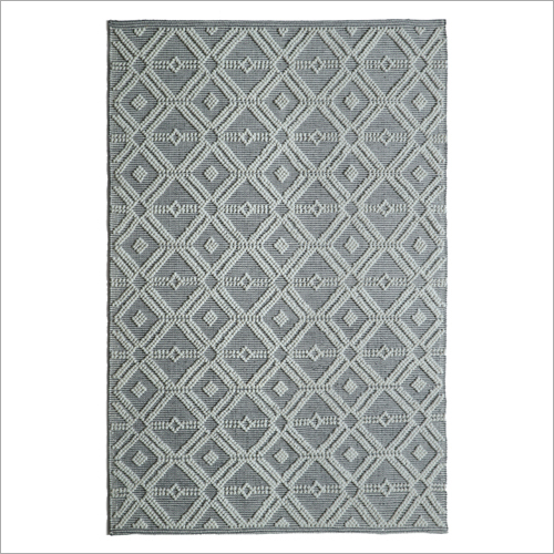 Living Room Handwoven Outdoor Polyester Rug