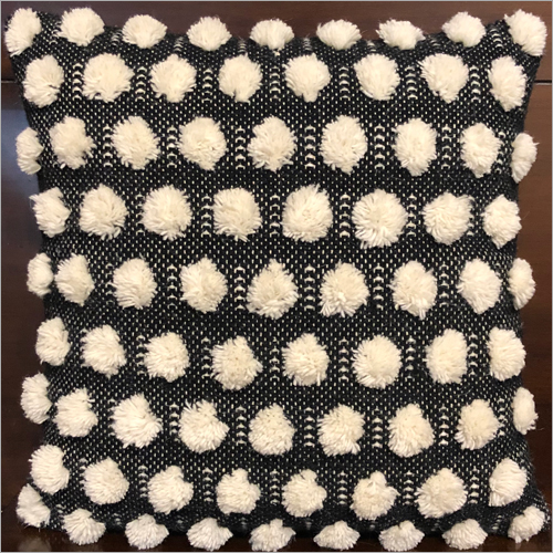 Handwoven Woollen Cushion Cover