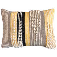 Wool Pattern Cushion Cover