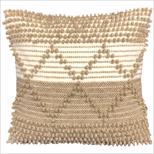 Modern Woollen Cushion Cover