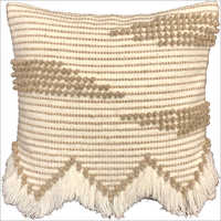 Living Room Handwoven Woollen Cushion Cover