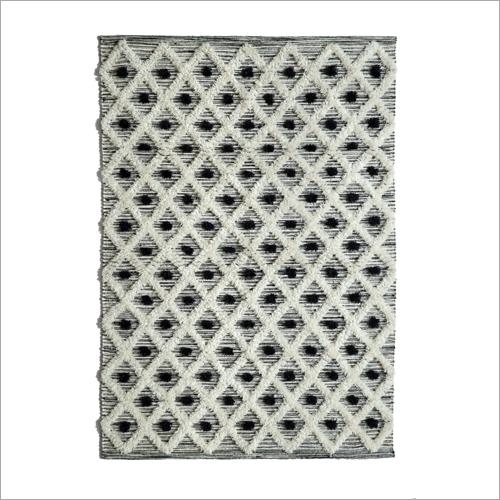 Handwoven Woollen Rug
