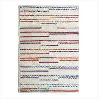 Handwoven Wool And Chindi Rug