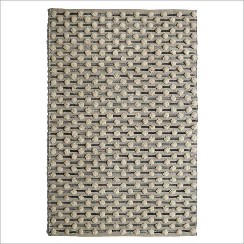 Floor Handwoven Woollen Rug