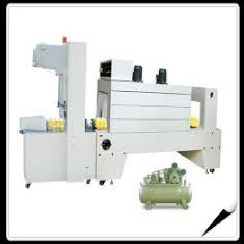 Automatic Sleeve Wrapper Shrink Tunnel