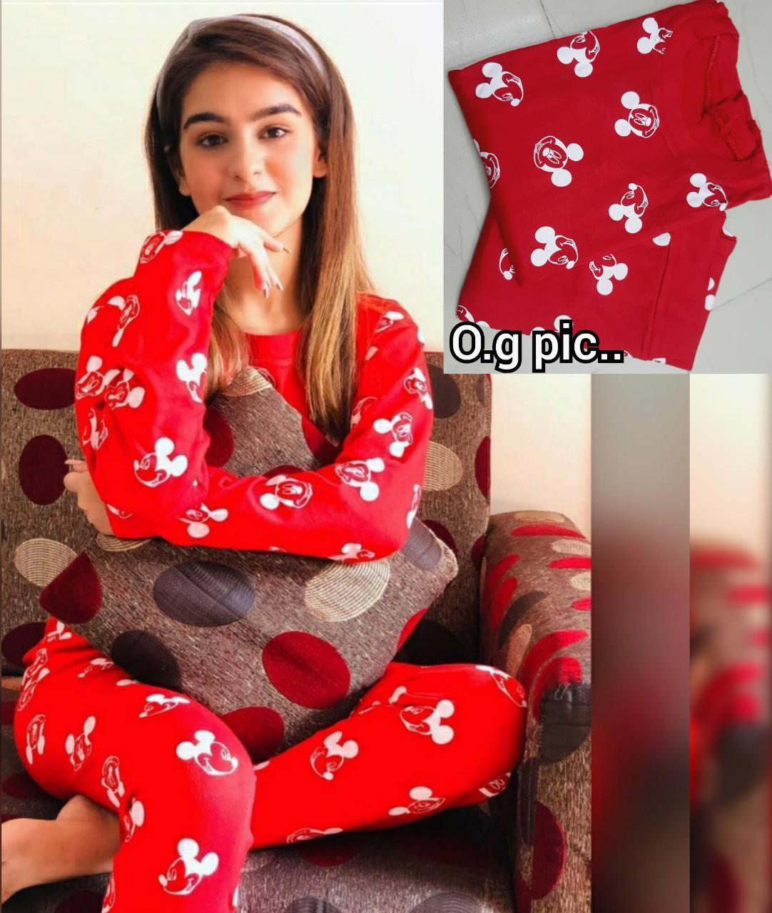 MICKEY TRACK SUIT