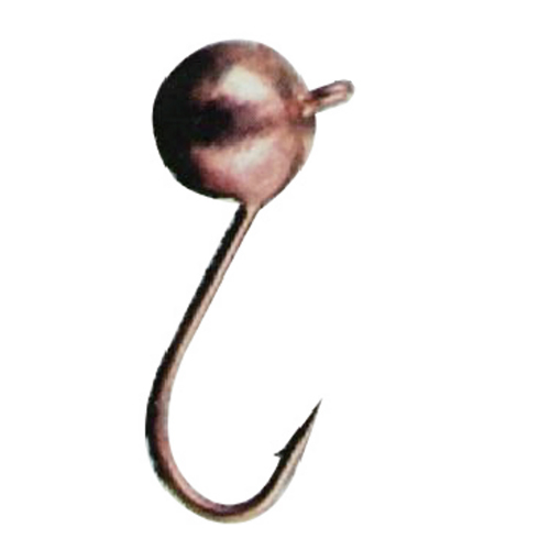 Tungsten Ball ICE Jig With an Eyelet
