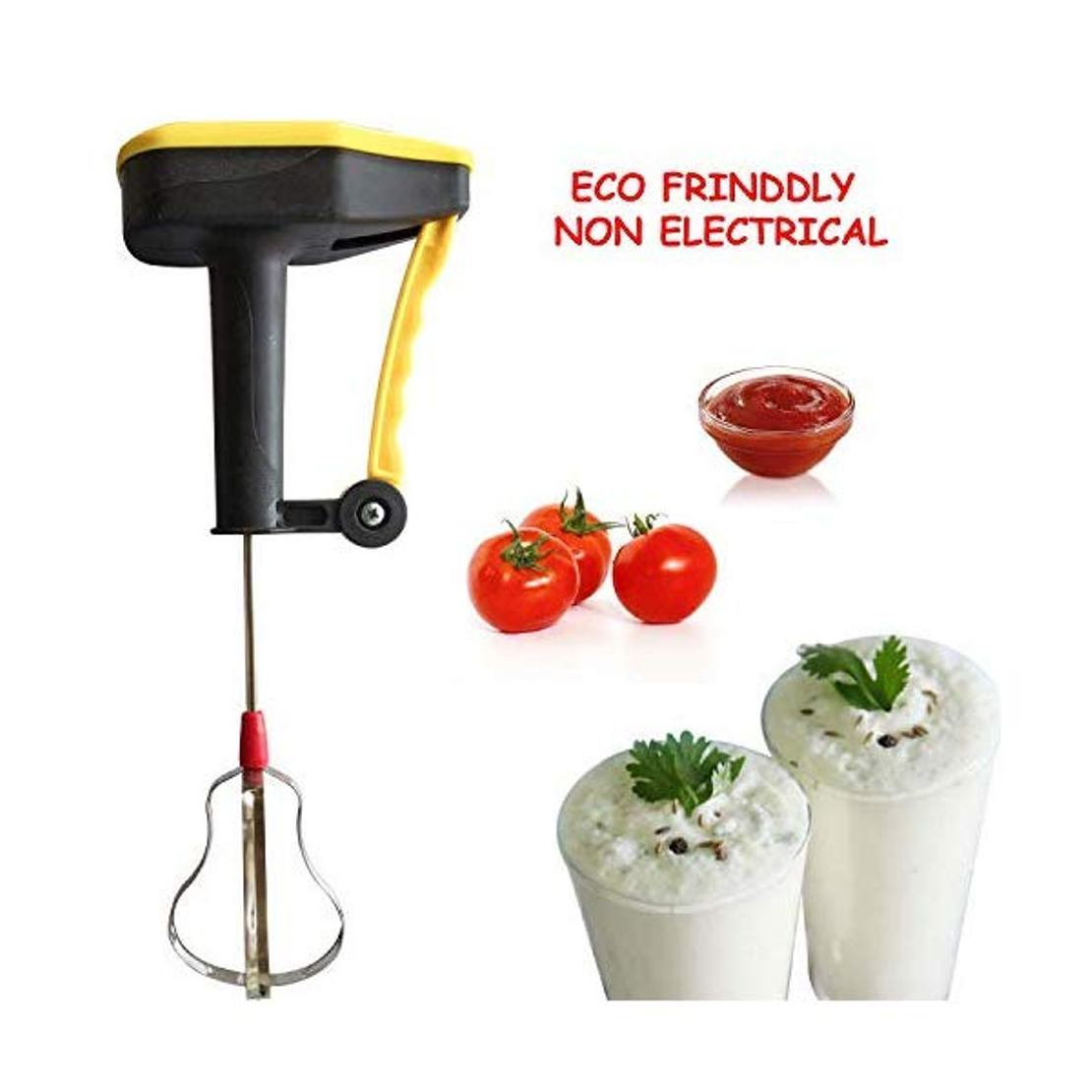 Power Free Hand Blender