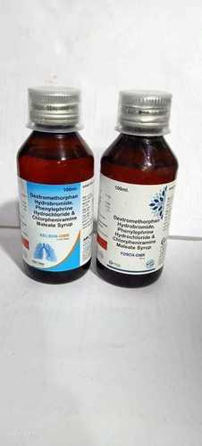 Dexotromethorphan Hydrobromide &Chlorpheniramine Melate Syrup