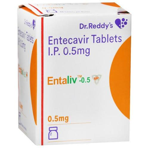 Entaliv-0.5mg Tablet