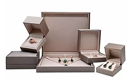 Diamond Jewelry Box Series