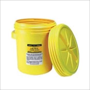 Plastic Bins For Spill Kit
