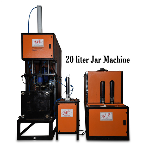 20 Ltr Jar Machine