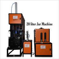 20 Ltr Jar Machine