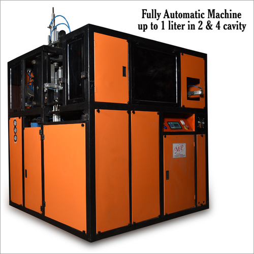 Fully Auto 2C - 4C Machine