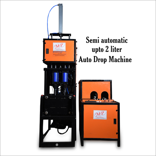 Semi Automatic Up To 2 Ltr Auto Drop Machine