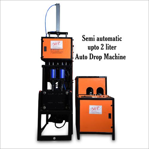 Semi Automatic Up To 2 Ltr Auto Drop Machine