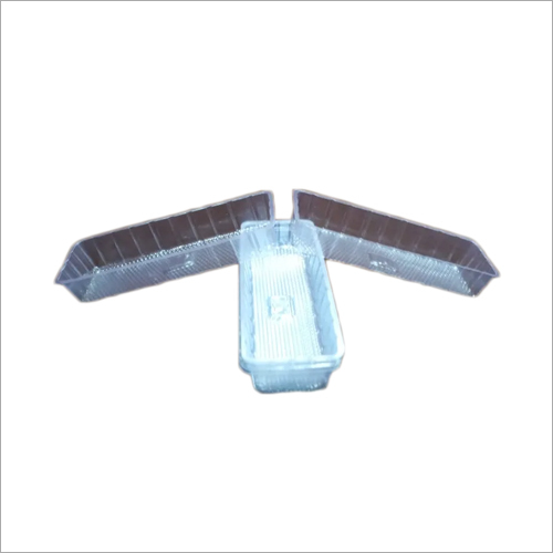 PVC Tray For Small Slice Cake