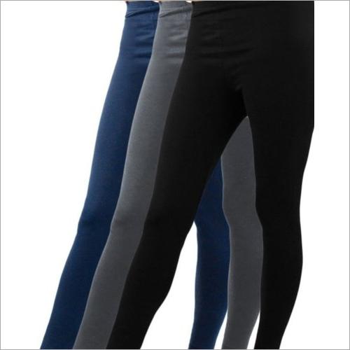 Ladies Cotton Leggings
