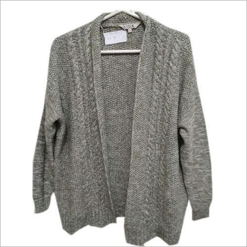 Ladies Designer Woolen Sweater