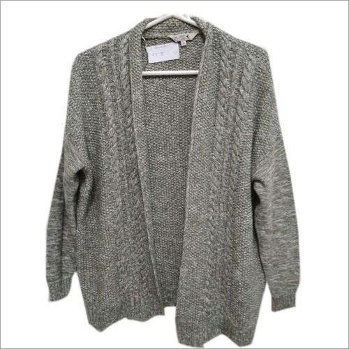 Ladies Designer Woolen Sweater
