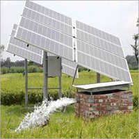 2 HP Solar Water Pump System