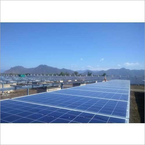 Residential Solar Rooftop Power Plant