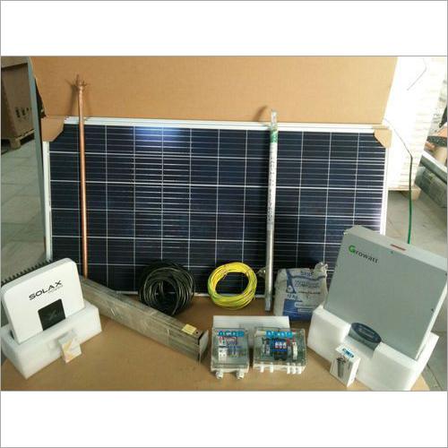 Solar Power Plant Kit