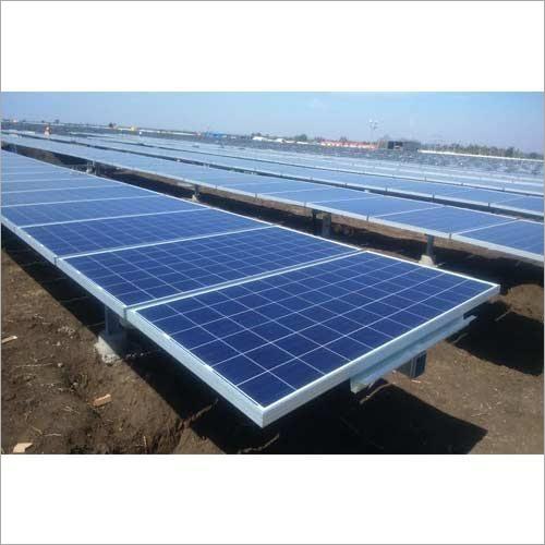 Commercial Solar Power Plants