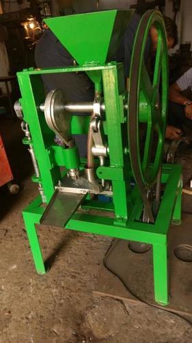 camphor tablet making machine
