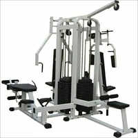 Multistation Gym Machine