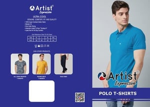 Cotton Polo Tshirt