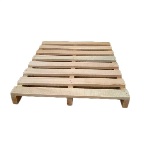 Solid Wooden Pallets