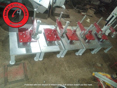 Manual Blister Packing Machine