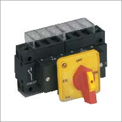 Changeover Rotary Switch