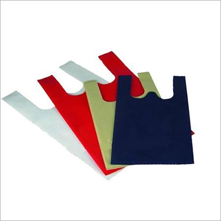 Non Woven Colored W Cut Bags