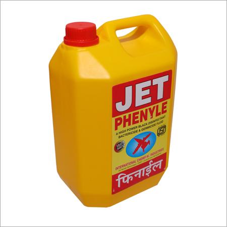 Jet Black Disinfectant fluid 5 litre