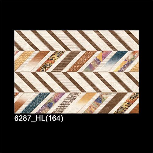 300X450 Glossy Series Fancy Wall Tile