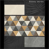 300x600 Glossy Series Polished Wall Tile