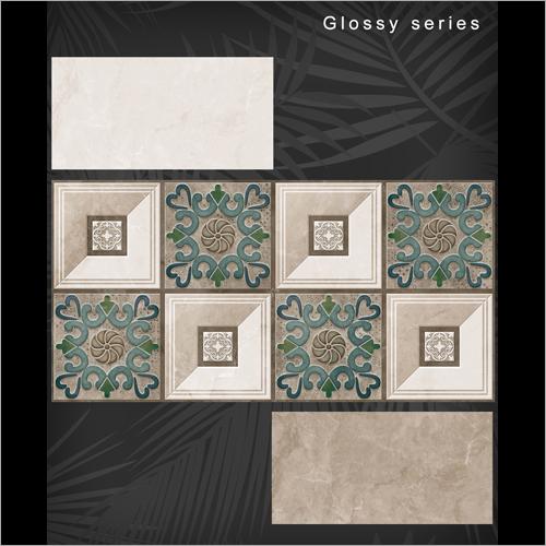 300x600 Glossy Series Printed Wall Tile