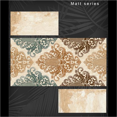 300X600 Matt Series Bedroom Wall Tile