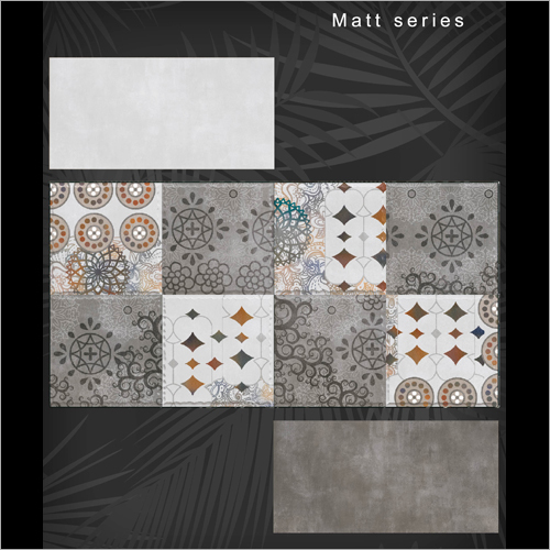 300X600 Matt Series Bathroom Wall Tile