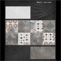 300X600 Matt Series Bathroom Wall Tile
