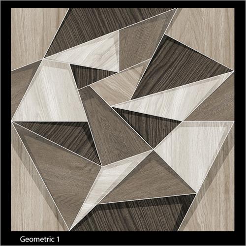 396X396 Geometric Digital Floor Tile