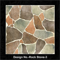 396X396 Rock Stone Digital Floor Tile