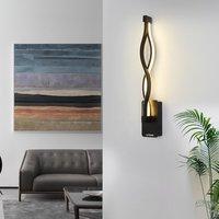 18W Wave Wall Led Lamp (Warm White)