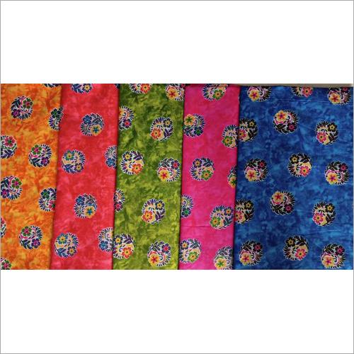 Elegant Printed Nighty Fabrics
