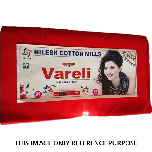 Vareli Dyed Cotton Polin Fabric