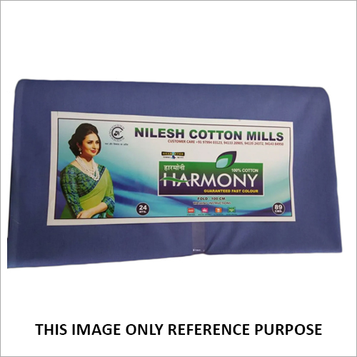 Harmony Dyed Poplin Fabric
